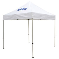 DELUXE 8 FT X 8 FT EVENT TENT