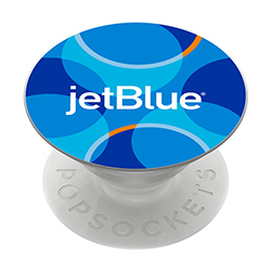 JETBLUE CIRCLES SWAPPABLE POPSOCKETS