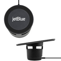 BLUETOOTH SPEAKER & CHARGING PAD