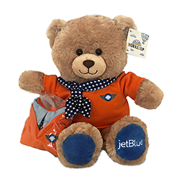 Build-A-Bear JetBlue Inflight Crewmember (1PC)