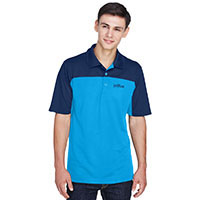 MEN'S BALANCE COLORBLOCK PERFORMANCE POLO
