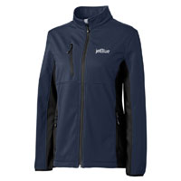 LADIES' NARVIK COLORBLOCK SOFTSHELL JACKET