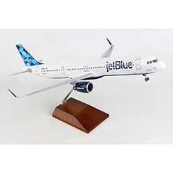 A321 NEO BALLOONS MODEL PLANE 1:100 SCALE