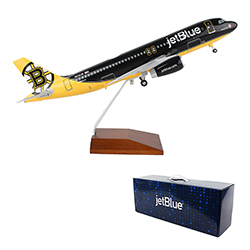 JETBLUE A320 1:100 SCALE BOSTON BRUINS LIVERY