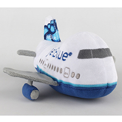 JETBLUE PLUSH AIRCRAFT WITH SOUND